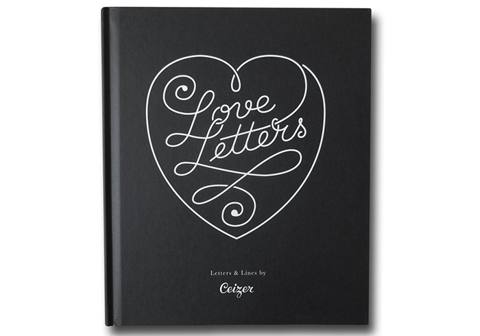 Ceizer Love Letters Book