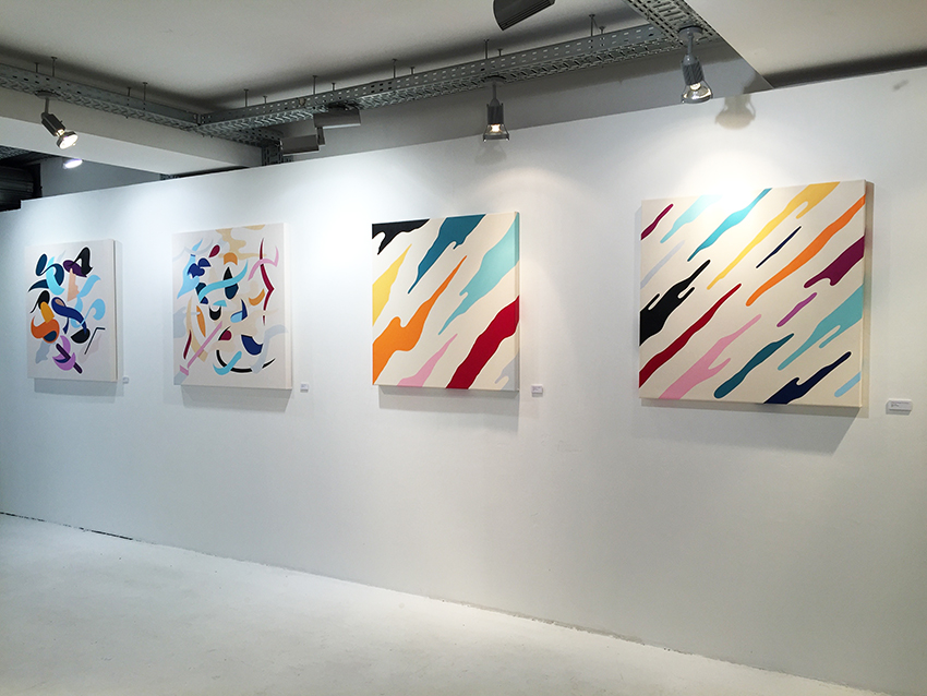 Ceizer Pop Shop / Oh Yes Exhibition in Paris