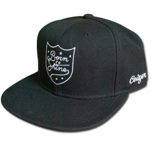 Born To Shine Snapback-0
