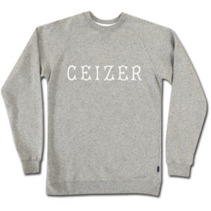 Speckled Ceizer Capital Crewneck-0