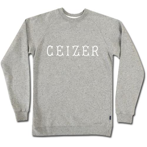 Speckled Ceizer Capital Crewneck-0