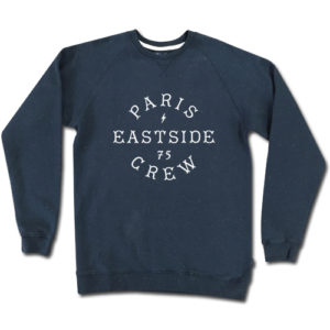 Speckled Eastside Crewneck-0