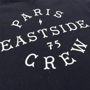 Speckled Eastside Crewneck