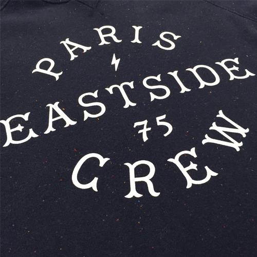 Speckled Eastside Crewneck-1085