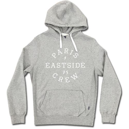 Speckled Eastside Hoodie-0