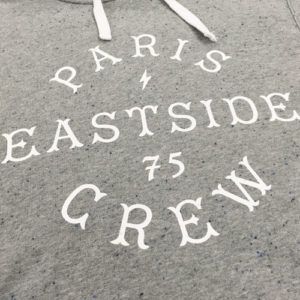 Speckled Eastside Hoodie