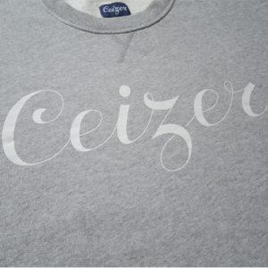 Ceizer Logo Crewneck