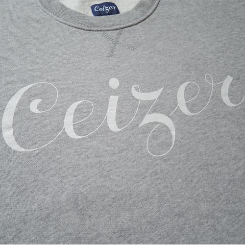 Ceizer Logo Crewneck-604