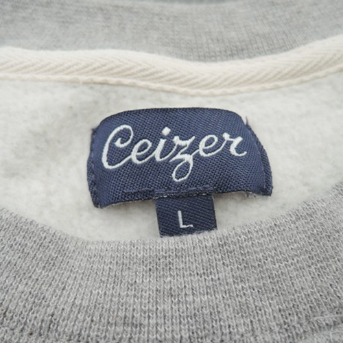 Ceizer Logo Crewneck-606