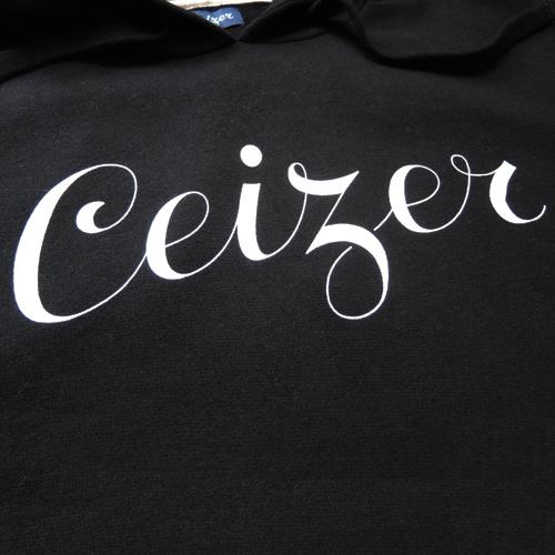 Ceizer Logo Hoodie-597
