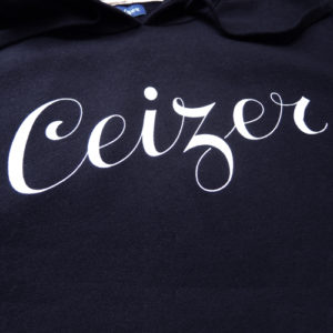 Ceizer Logo Hoodie