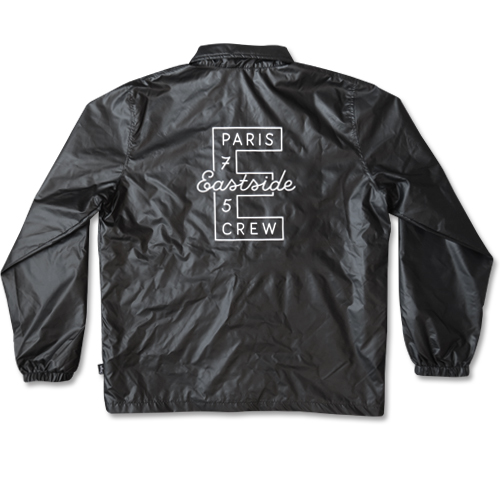 Eastside Coach Jacket-1410