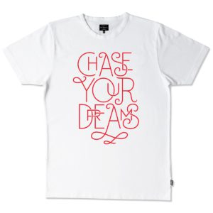 Chase Your Dreams t-shirt-0