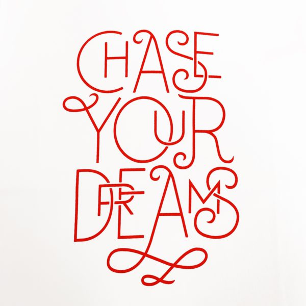 Chase Your Dreams t-shirt-2287
