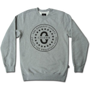 The Darkest Nights Crewneck-0
