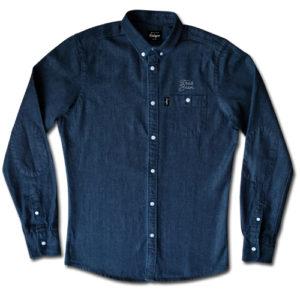 Très Bien Denim Shirt-0
