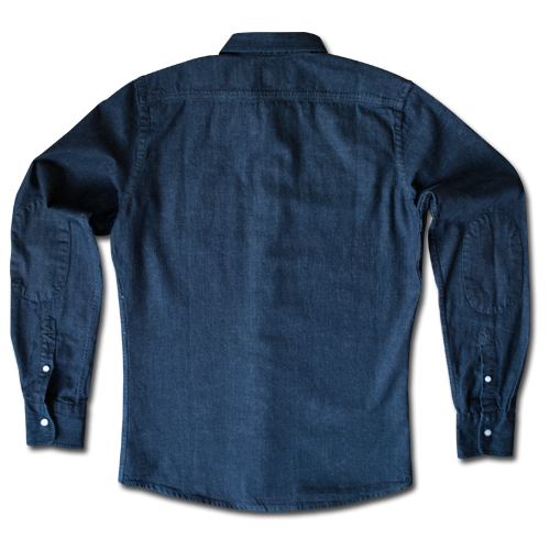 Très Bien Denim Shirt-970