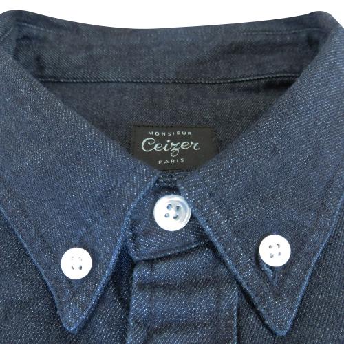 Très Bien Denim Shirt-963