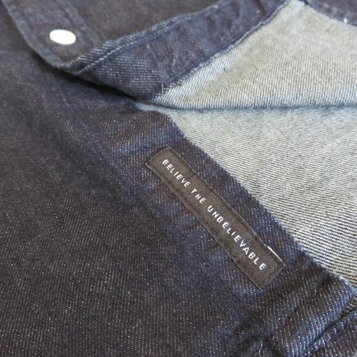 Très Bien Denim Shirt-966