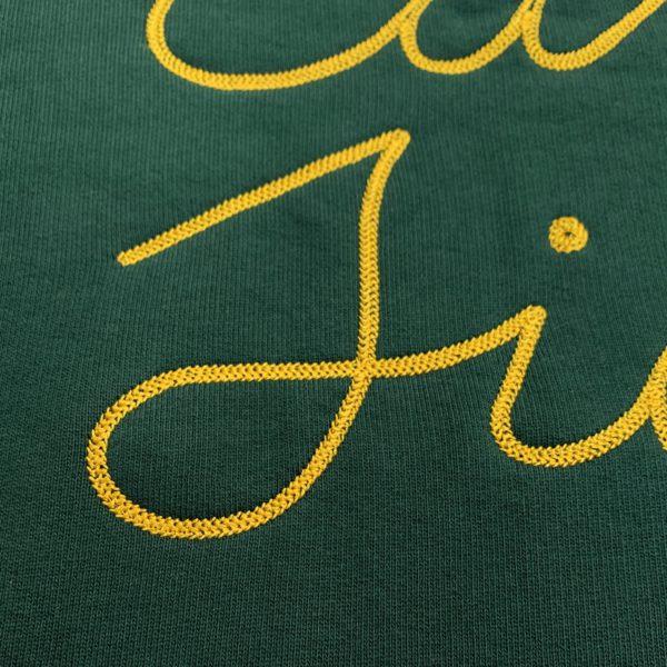 Paris Eastside green hoodie-2184