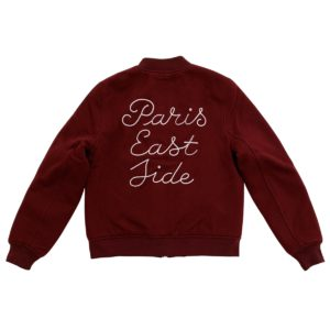Paris Eastside Bordeaux Bomber