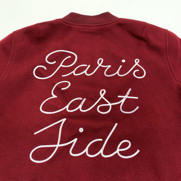 Paris Eastside Bordeaux Bomber-2197
