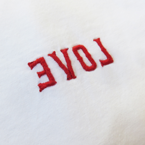 EVOL Embroidery Tee-1230