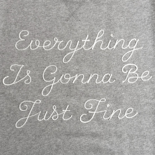 Everything Is Gonna Be Just Fine-1032