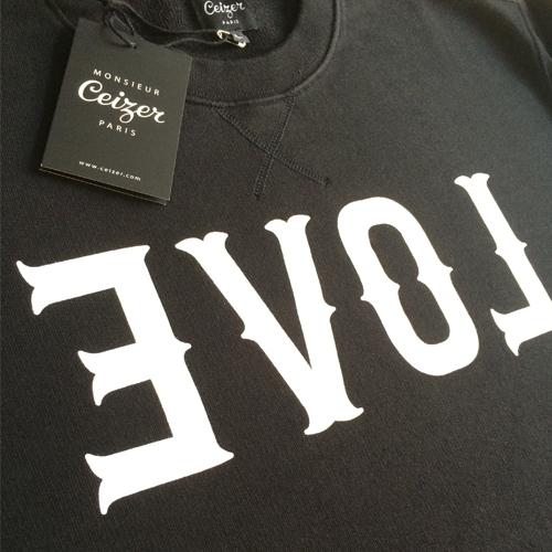 EVOL crewneck-813