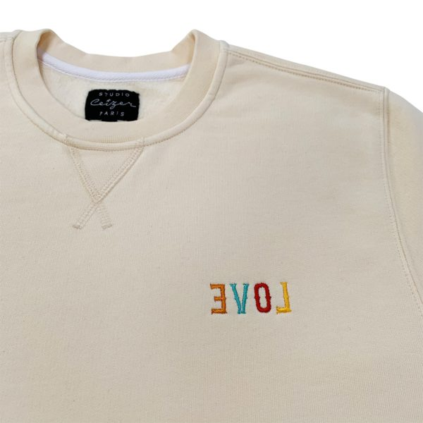 EVOL 4 colors sweater-2174