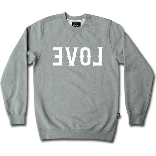 EVOL crewneck -0