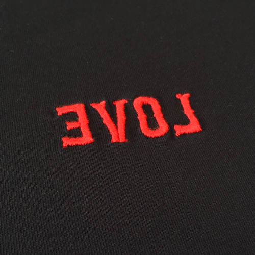 EVOL Embroidery Tee-1568