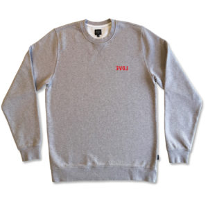 EVOL Embroidery Crewneck-0