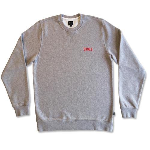 EVOL Embroidery Crewneck-0