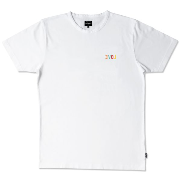 EVOL 4 colors t-shirt-0