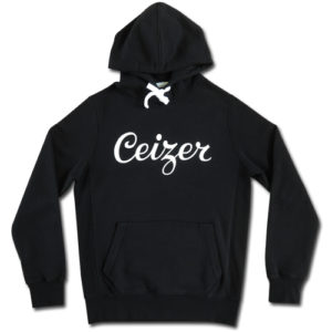 Ceizer Script Hoodie-0