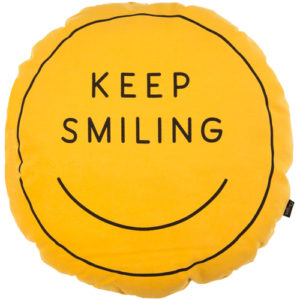 Keep Smiling Cushion-0
