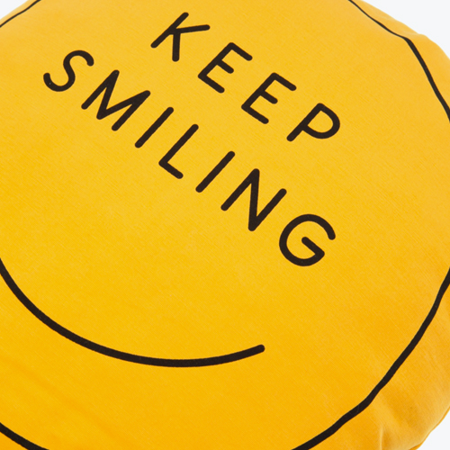 Keep Smiling Cushion-1233
