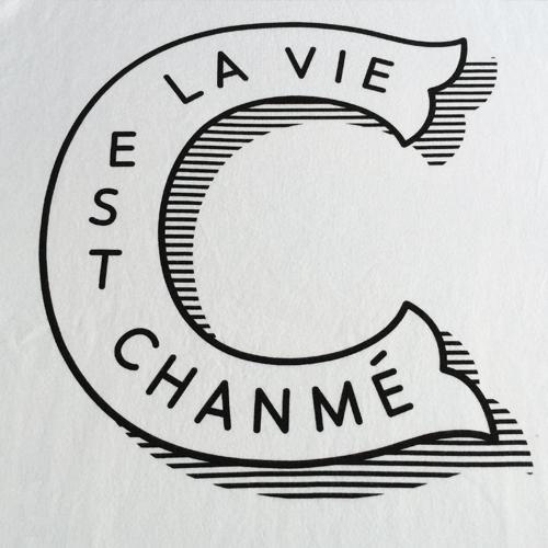 La Vie Est Chanmé Tee-888