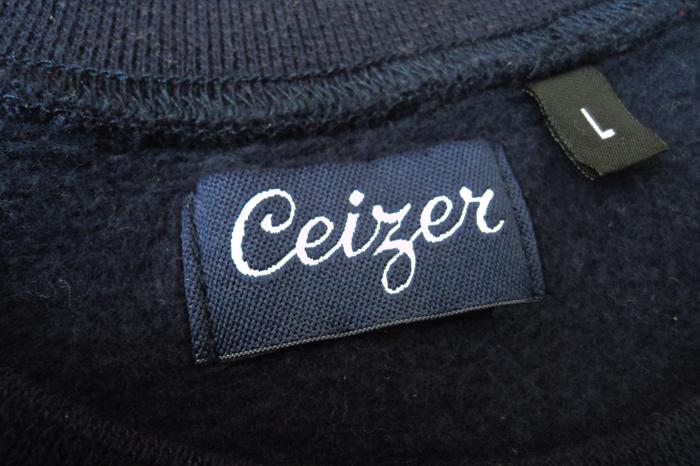 Ceizer x EN'S - La Vie Sauvage Crewneck