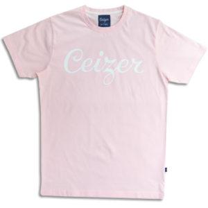 Light Pink Logo Tee-0