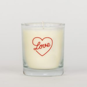 The Love Candle-0
