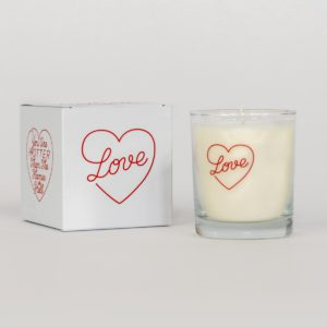 The Love Candle