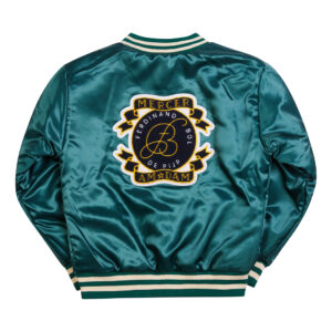 Ceizer x Mercer-Varsity Jacket