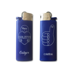 Merci colette Lighter-0
