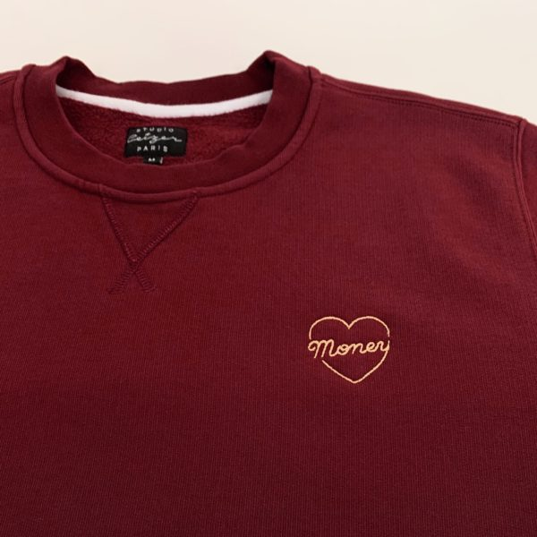 Money Sweater-2245