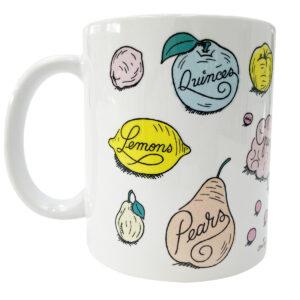 Study & Sketch mug