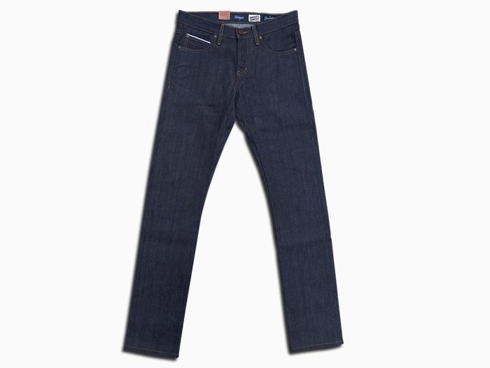 Ceizer x Naked & Famous x Baretta Jeans