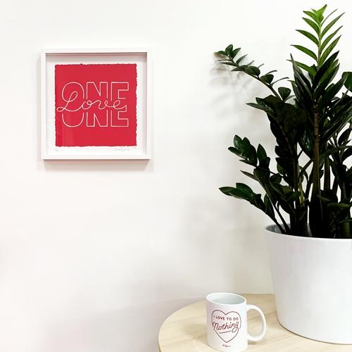 One Love print-2137