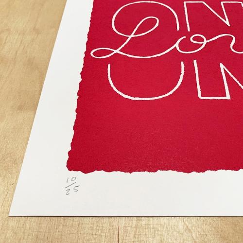 One Love print-2144